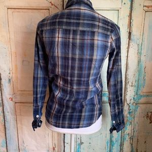Forever 21 Tops - Forever 21 plaid button down top
